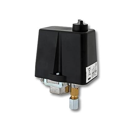Interruptor presión 380V controlador aire para compresor compresor de aire 3 fases