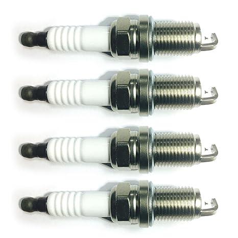 4 pcs 3297 Platinum bujías de iridio para enchufes para 00 – 12 Lexus 92 –
