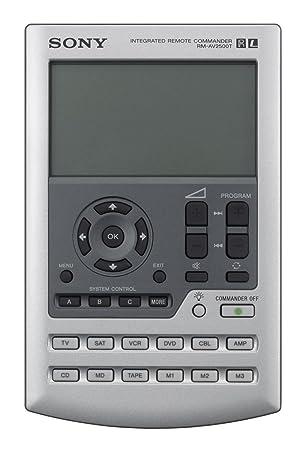 Sony RM-AV2500T - Mando a distancia (Proyector, TV, RF inalámbrico ...