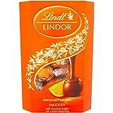 Lindt Lindor Milk Orange Chocolate, 200 g