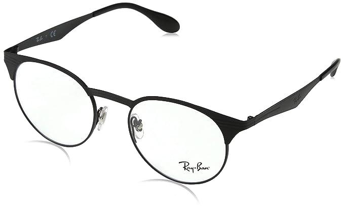 99e4f06578 Ray-Ban Women s 0RX 6406 2904 49 Optical Frames