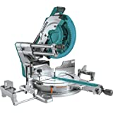 """Makita XSL07Z 18V x2 LXT Lithium-Ion (36V) Brushless Cordless 12"""" Dual-Bevel Sliding Compound Miter Saw with Laser, Tool Only"""