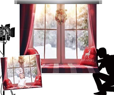 Kate Backdrop 2 2x1 5m Fotohintergrund Weihnachten Elektronik