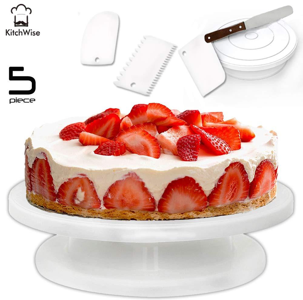 Cake Decorating Turntable Kitchwise