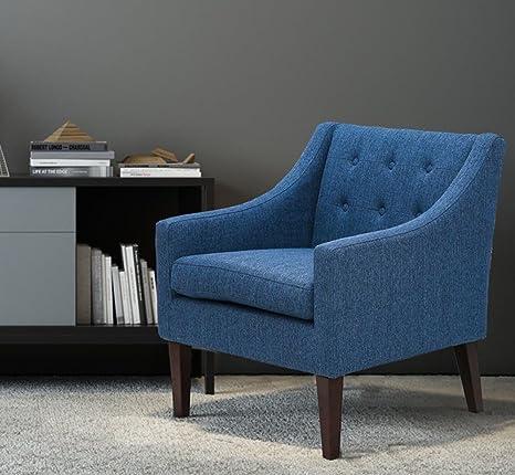 Amazon.com: Living Express mediados de siglo moderno sillón ...