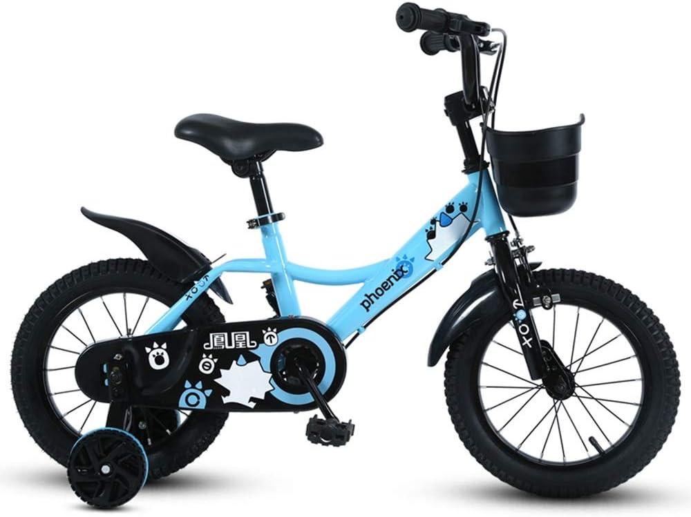 YUMEIGE Bicicletas Infantiles Bicicleta para niños de 12/14/16/18 ...