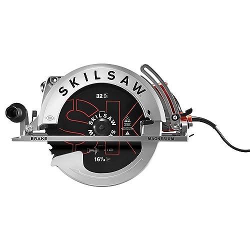 SKILSAW SPT70V-11 SUPER SAWSQUATCH 16-5 16 Worm Drive Circular Saw