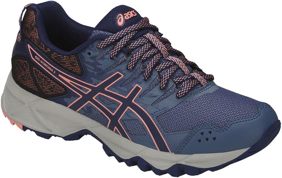 ASICS Gel-Sonoma 3, Zapatillas de Running para Asfalto para Mujer: Amazon.es: Zapatos y complementos