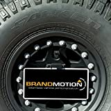 Brandmotion 9002-8847 Jeep Wrangler Adjustable Rear Vision System for Factory Display Radios (2007-Current)