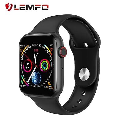 Amazon.com: W34 ECG Smart Watch Female Fitness Tracker, IP67 ...