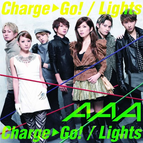 Charge & Go!/ Lights(DVD付)【ジャケットA】 [Single] [CD+DVD] [Maxi]