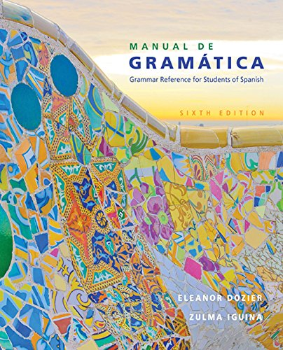 1305658221 - Manual de gramática (World Languages)