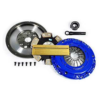 Amazon.com: EFT STAGE 4 CLUTCH KIT + FLYWHEEL AUDI TT VW GOLF JETTA BEETLE TDI 1.8L 1.8T 1.9L: Automotive