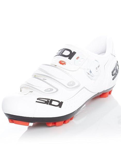 Zapatillas MTB Mujer Sidi Trace Blanco-Blanco (EU 40.5, Blanco)
