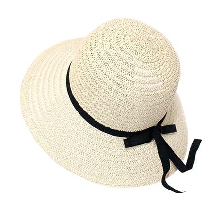 Sombrero de moda para mujeres con Bowknot 5e75cf3ad0f