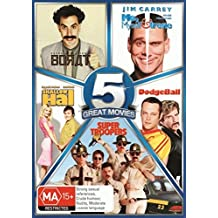 Outrageous Comedy 5-Pack