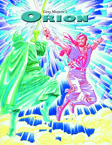 Image of Gray Morrow's Orion
