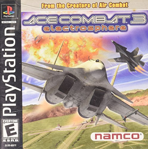 ace combat playstation 2 - 7
