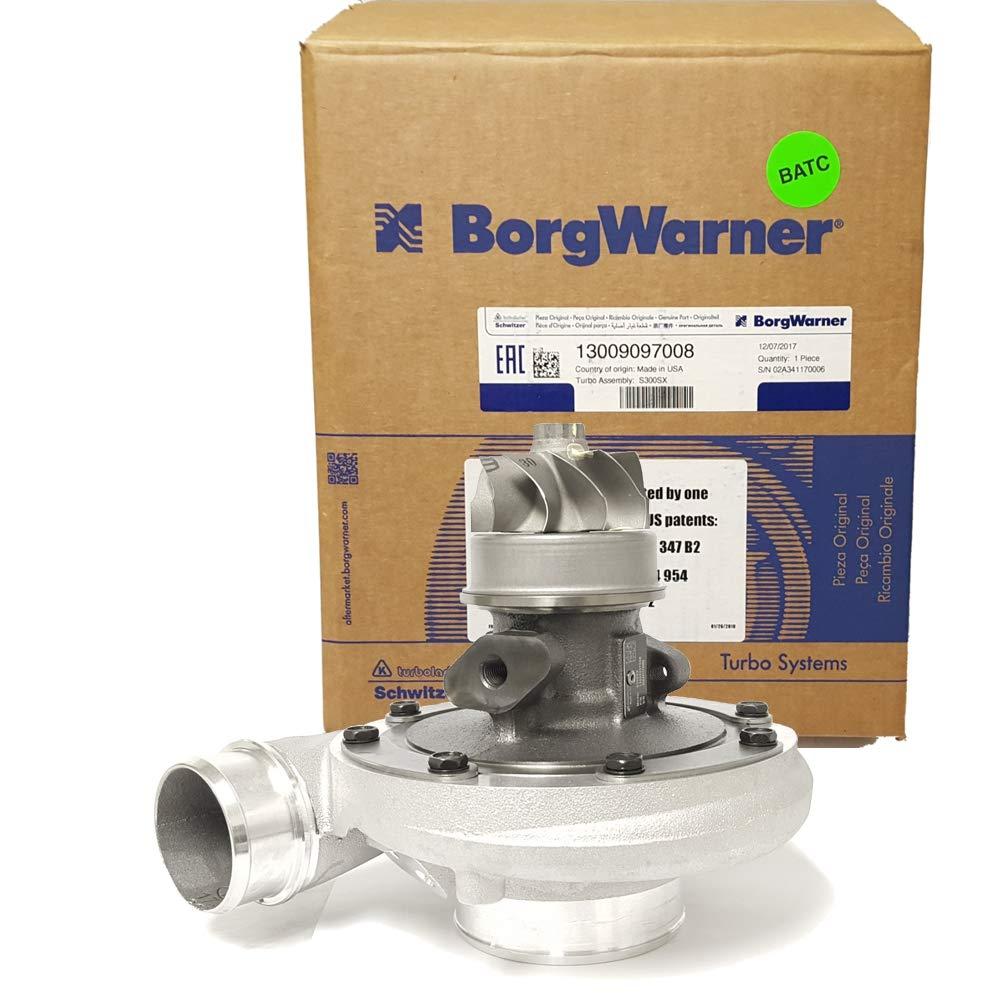 Amazon.com: BorgWarner Airwerks S300SX-E 64.5mm (87/76) Supercore (P/N 13009097008): Automotive