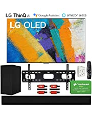 "LG OLED77GXPUA 77"" GX 4K OLED TV w/AI ThinQ (2020 Model) with GX Soundbar Bundle"