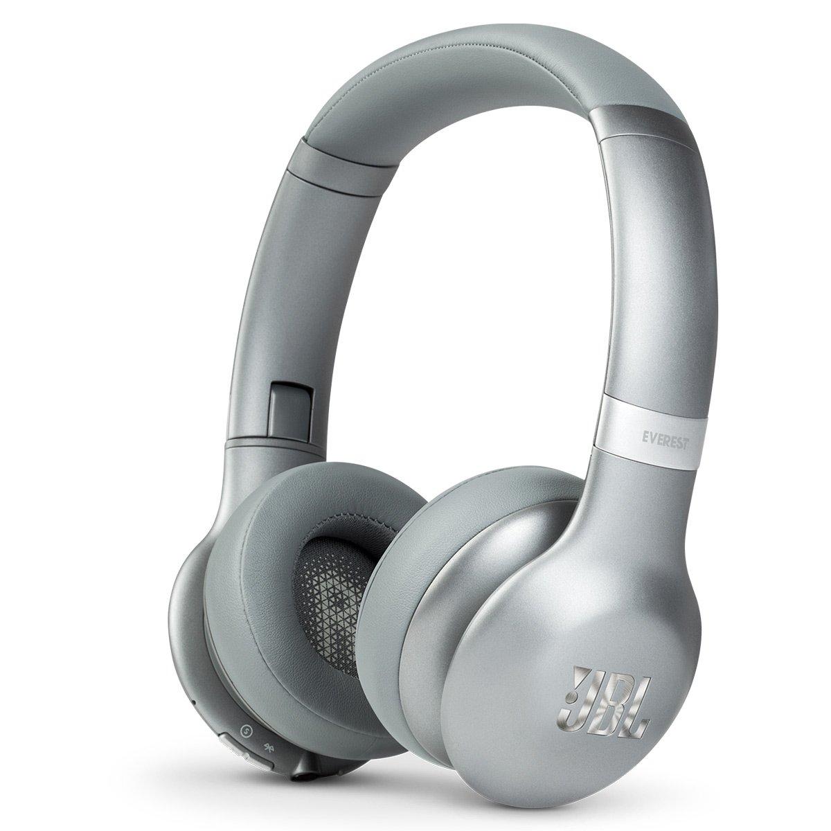 JBL V310BTSIL Everest 310 Wireless On-Ear Headphones (Silver) by JBL
