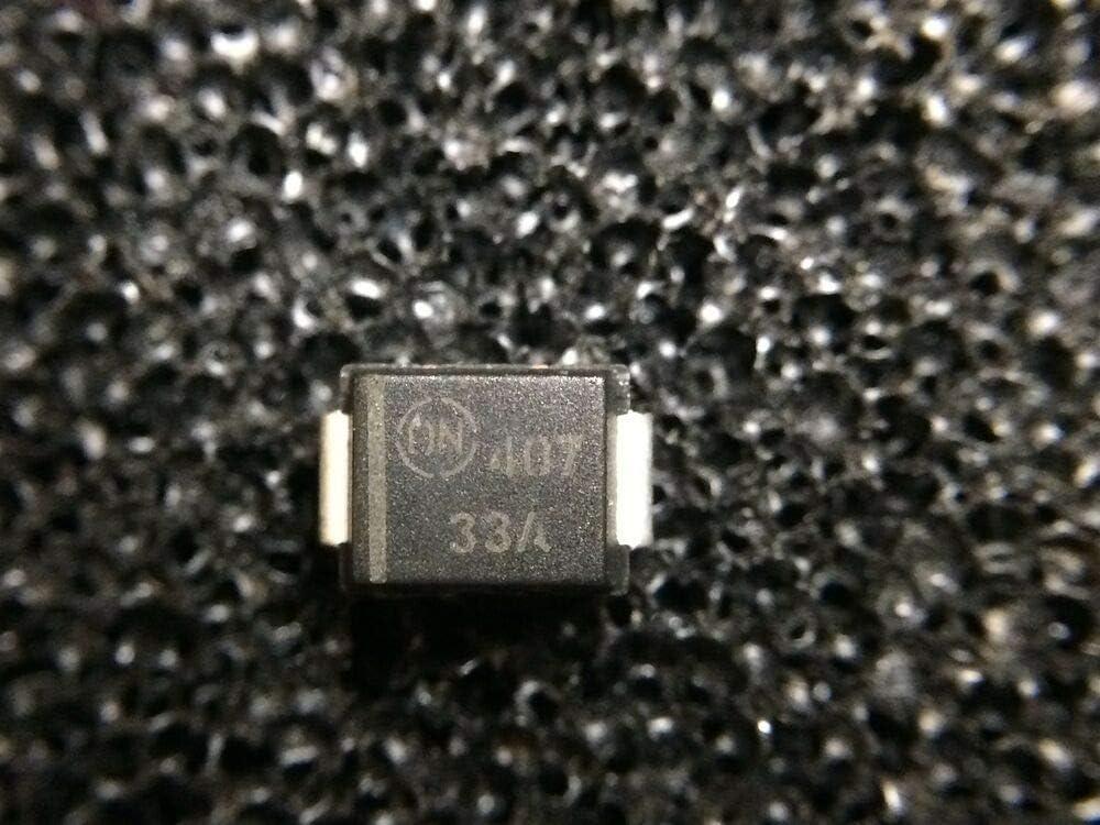 TVS DIODE 28.2VWM 45.7VC SMB 100 pcs P6SMB33AT3 ON SEMI