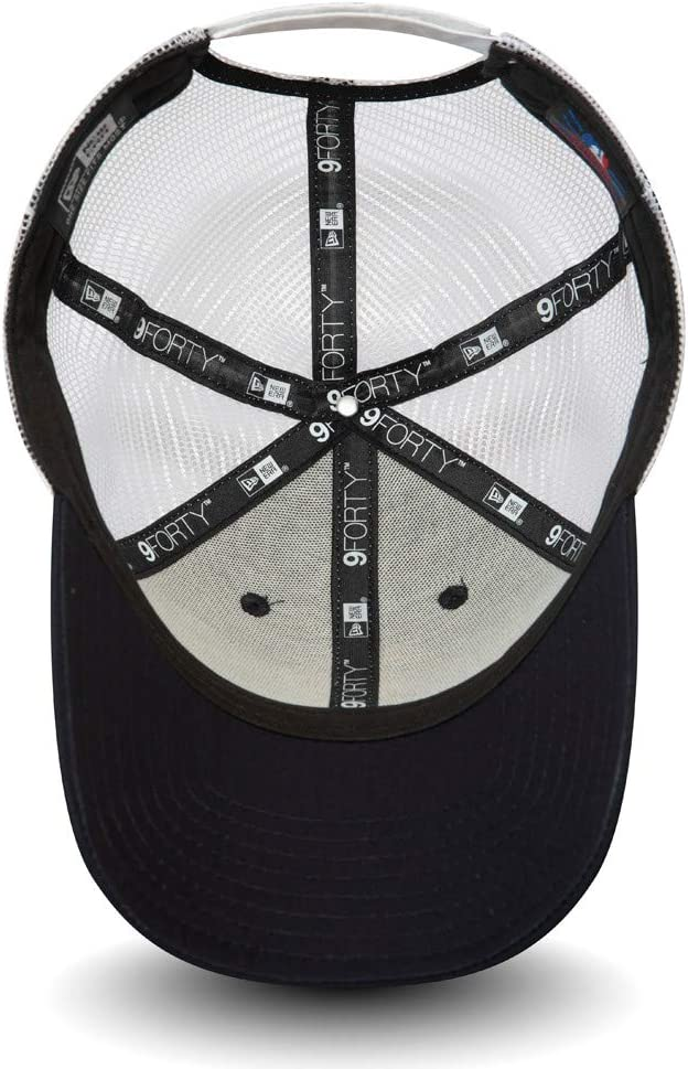 New Era Boston Red Sox 9forty Adjustable Cap Summer League