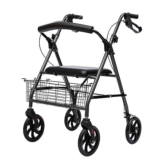 Walking frame YXX- Carro de la Compra Andador de Ancianos ...