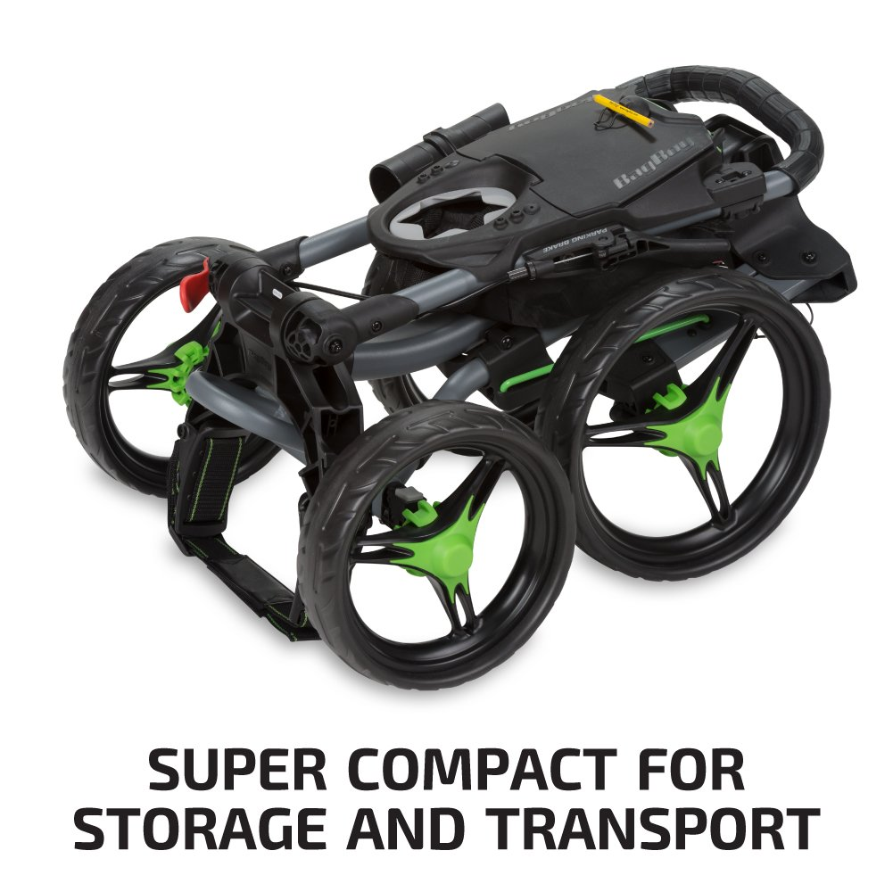 Bag Boy Quad XL Push Cart