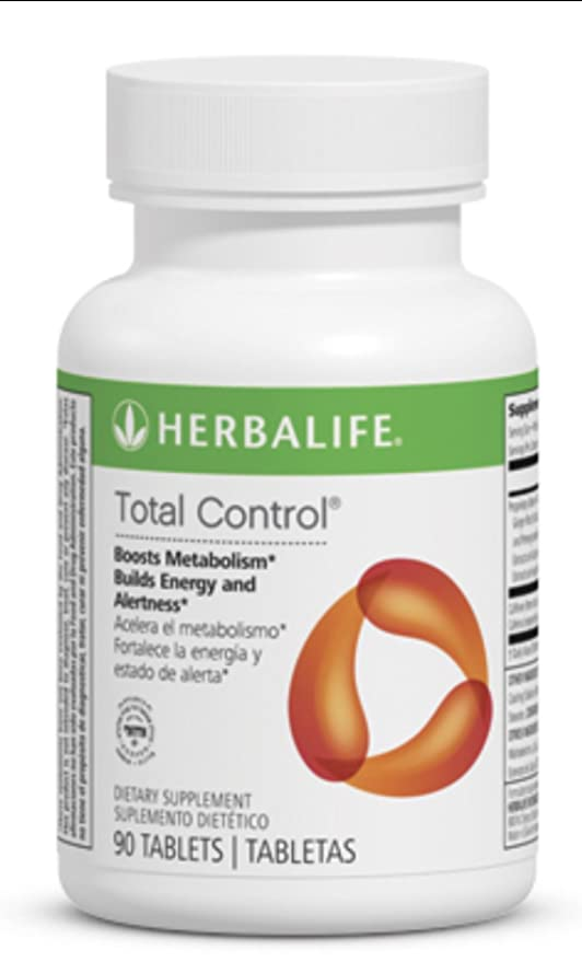 Herbalife Total Control Weight Loss Enhancer 90tablets Amazon In