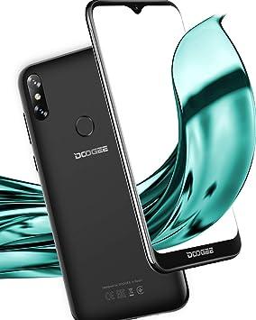 4G Telefono Movil Libres, DOOGEE Y8 Android 9.0 Smartphones Libres ...