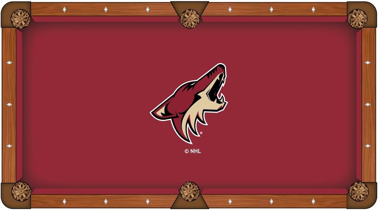 Holland Taburete de Bar Co. Arizona Coyotes Pool Mantel: Amazon.es: Juguetes y juegos