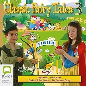 Classic Fairy Tales 3 Audiobook