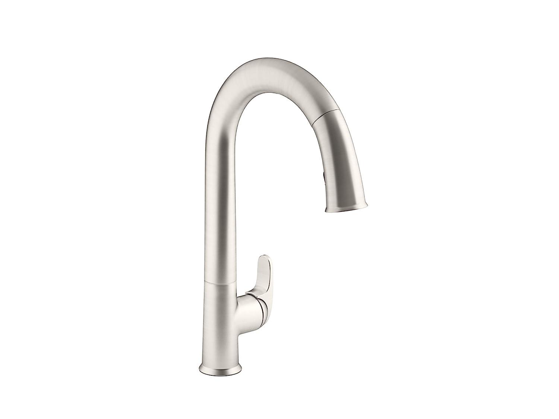 ... Kohler Sensate Hands Free Kitchen Faucet