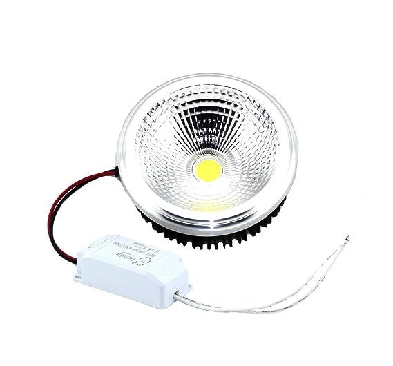 Bombilla LED QR111 18 W 6000 K luz fría 2100 Lumens 220-250V