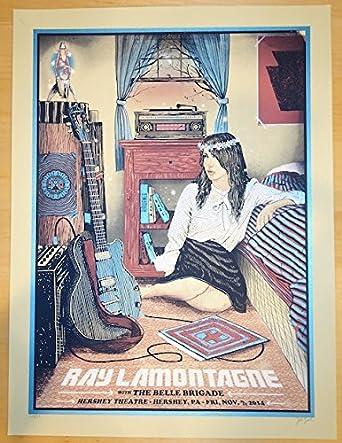 Ray Lamontagne 2014