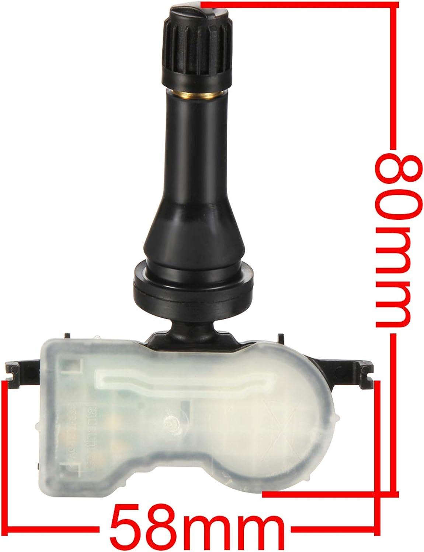 NITRIP Tire Pressure Sensor,Car TPMS Tire Pressure Monitoring Sensor 68001698AB for Chrysler Dodge Jeep