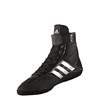 outlet store 9167b 130b4 adidas Men s Combat Speed.5, Silver Metallic Black, ...