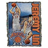 NBA Acrylic Tapestry Throw Blanket (Jeremy Lin New York Knicks)