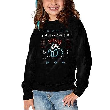 olha 2 6 years twenty one 21 p pilots christmas pullover sweatshirt 2 toddler