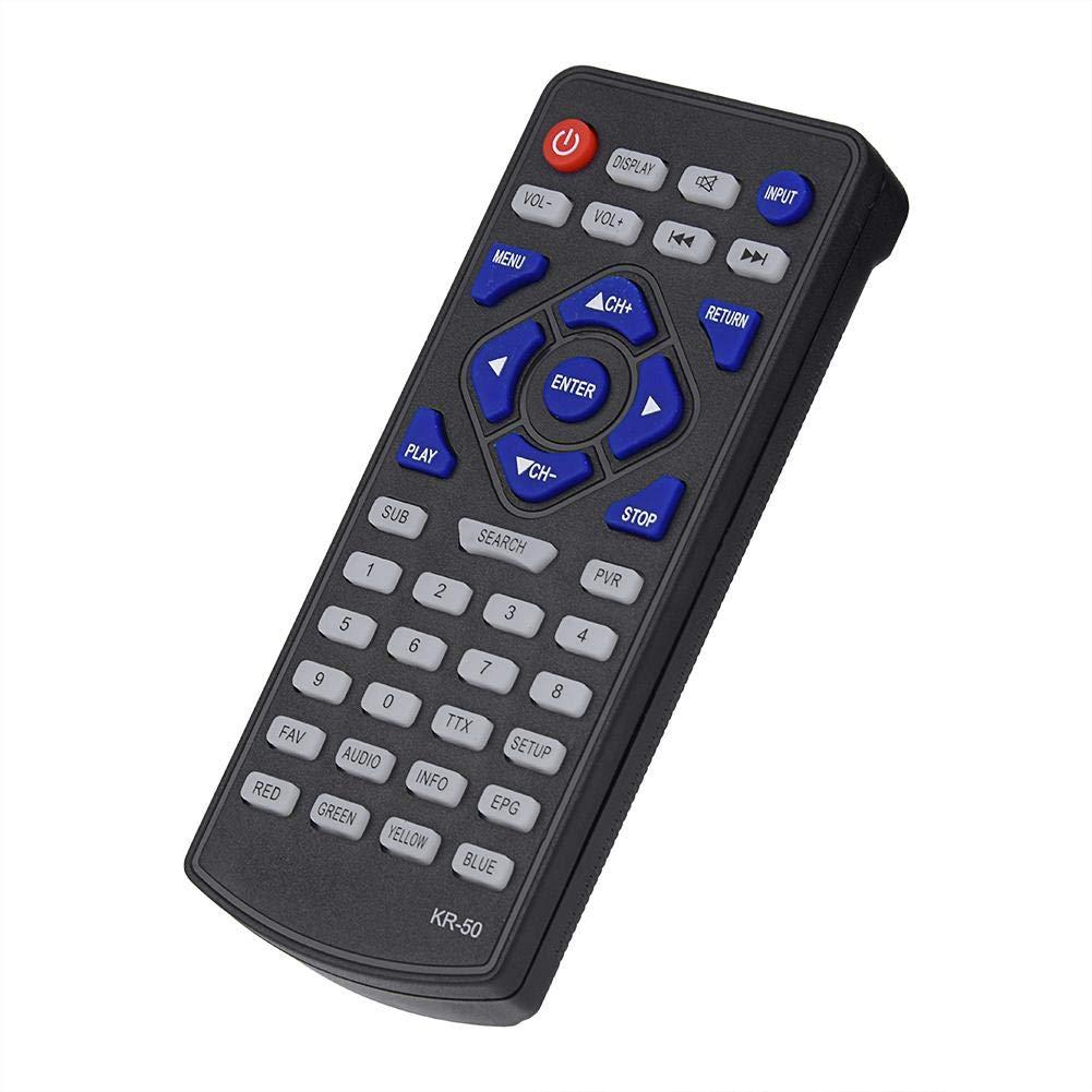 DVB-T-T2 16 EU Plug 9 TV analogica Digitale HD TV Player per casa//Auto VBESTLIFE TV Portatile da 7 Pollici