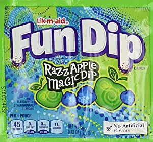 Fun Dip Assorted Flavor Party Pack - 48 Piece Pack, 0.43 oz Packets