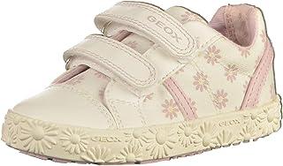 Geox B Kilwi Girl E, Sneakers Basses bébé Fille Sneakers Basses bébé Fille B82D5E0LGNF