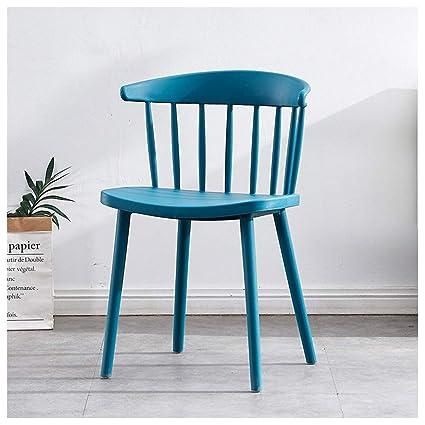 Come Pulire Sedie In Plastica.Anxwa Sedie Plastica Sedie Da Sala Premium Plastica Comfort Extra