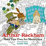 img - for Arthur Rackham (Art Coloring Book): Make Your Own Art Masterpiece (Colouring Books) book / textbook / text book