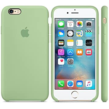 coque iphone 6 plus vert menthe