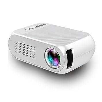 samlike yg320 proyector Mini Cine en casa Cinema TV Portable LED ...