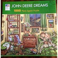 John Deere Dreams 1000 Piece Jigsaw Puzzle