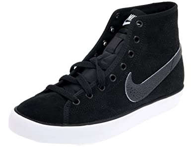 Nike Noir Montantes Suede Chaussures Primo Taille Mid rEzwqrx4