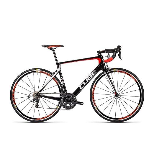 Agree CUBE bicicleta de carretera: 62 C Pro 2016-H 53 cm: Amazon ...